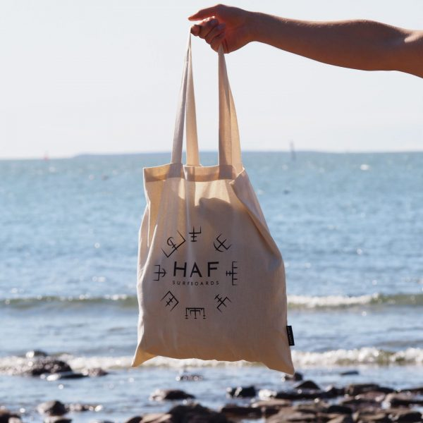 HAF surfboard fabric bag